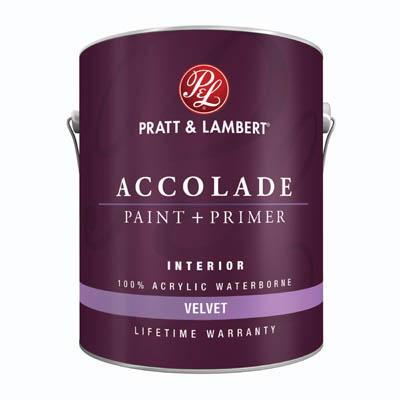 Pratt u0026 Lambert Accolade® Interior Paint + Primer ...  sc 1 st  Exclusive Paints & Pratt u0026 Lambert Accolade® Interior Paint + Primer Acrylic Waterborne ...