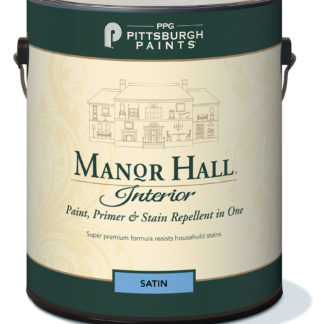 Manor Hall® Interior Latex Paint Semi-Gloss — Exclusive Paints