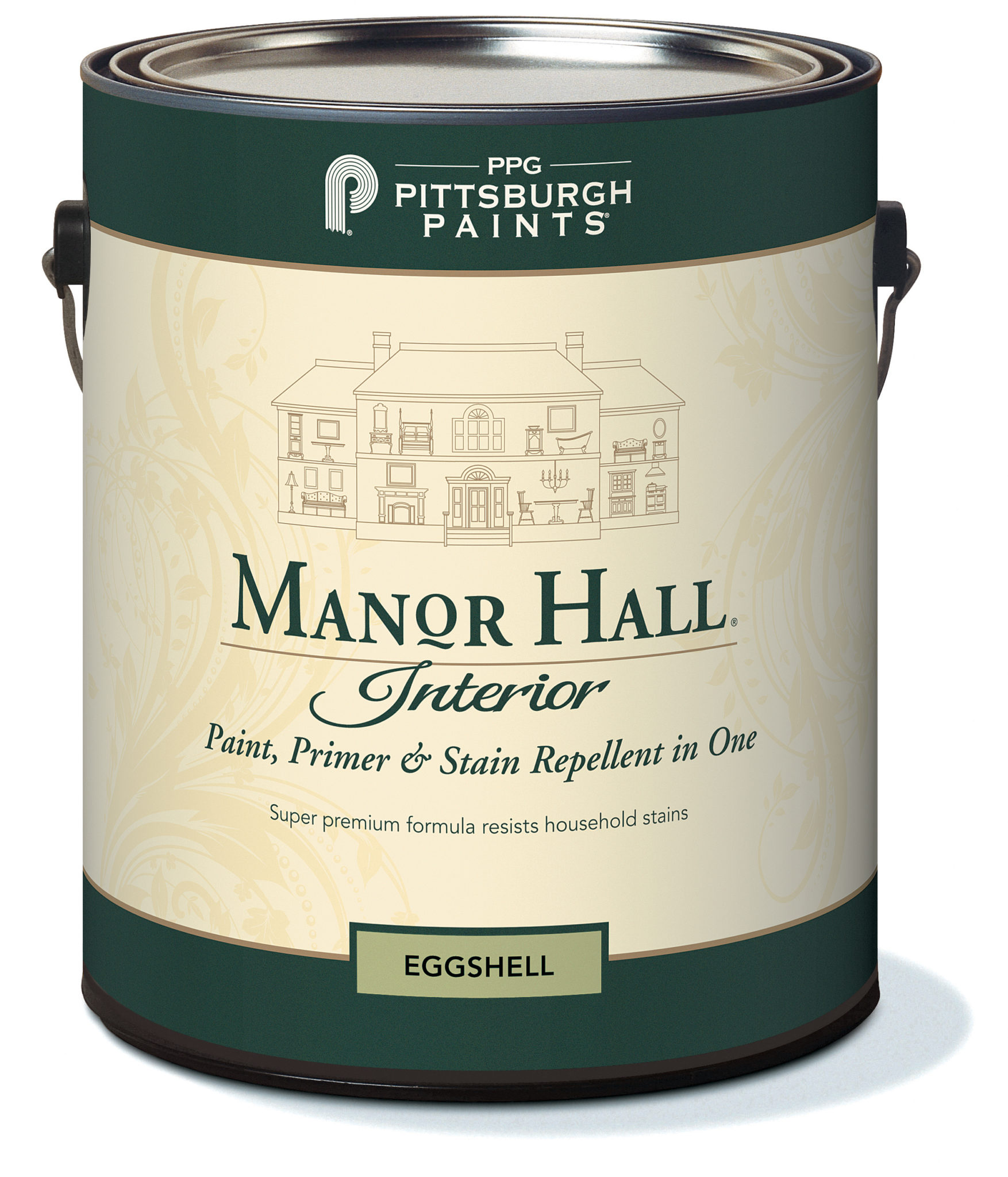 New Pittsburgh Paints Manor Hall